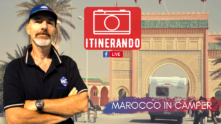 Marocco in Camper cover LIVE